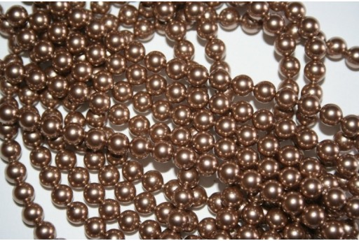 Perla Bronze 6mm