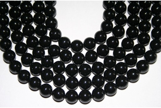 Perla Mystic Black 8mm