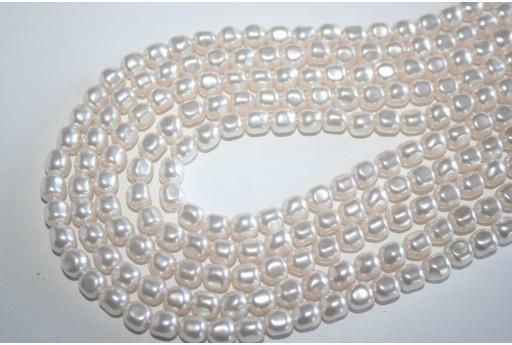 Perla Swarovski Crystal White 6mm 5840 650