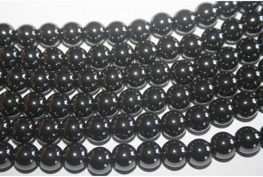 Filo 42 Pietre Hematite Sfera 10mm HEM5