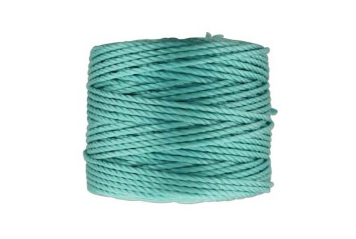 Super-Lon Bead Cord Tex 400 Aqua 0,90mm - 32mt