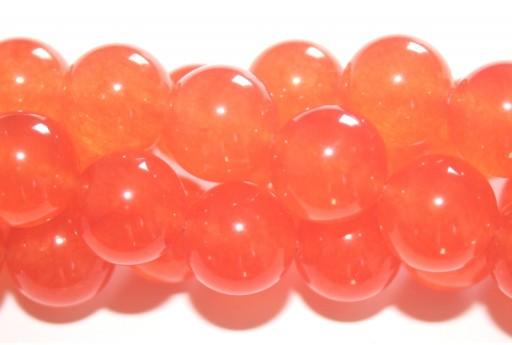 Giada Colorata Topazio - Tondo 12mm
