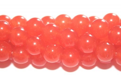 Giada Colorata Topazio - Tondo 10mm