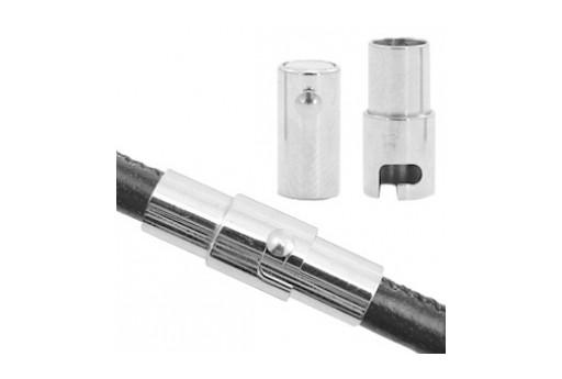 Chiusura Magnetica Platino Foro 4mm
