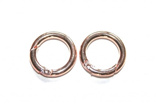Chiusura ad Anello Rose Gold 24mm