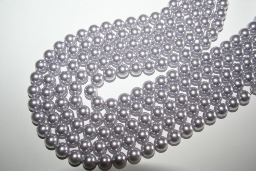Swarovski Pearls Lavender 5810 8mm - 8pcs