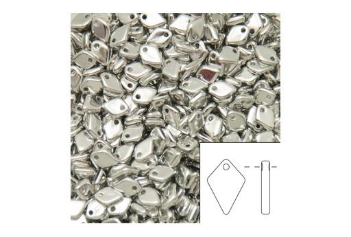 Dragon Scale Bead 1,5x5mm, 5gr., Silver