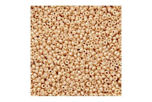 Miyuki Seed Beads Light Caramel Ceylon 15/0 - 10gr