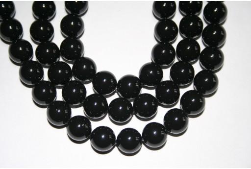 Perla Mystic Black 10mm