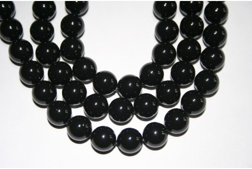 Perla Mystic Black 10mm