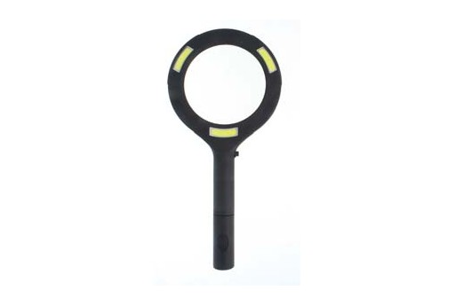 Handheld Led 3x Magnifier 2 aa Required