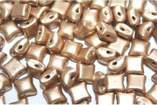 WibeDuo® Beads - Aztec Gold 8x8mm - 25pcs