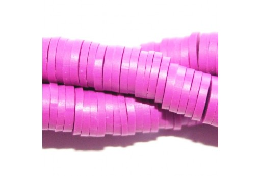 Katsuki Beads - Medium Orchid 6mm - 200pcs