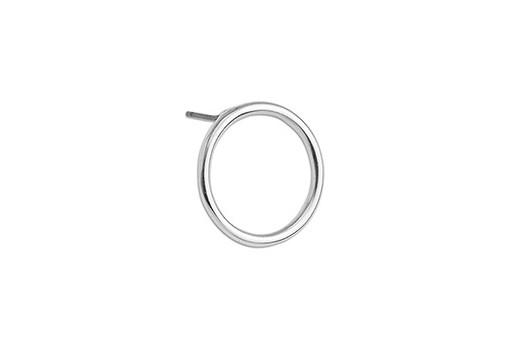 Orecchino Cerchio - Argento 19mm - 2pz