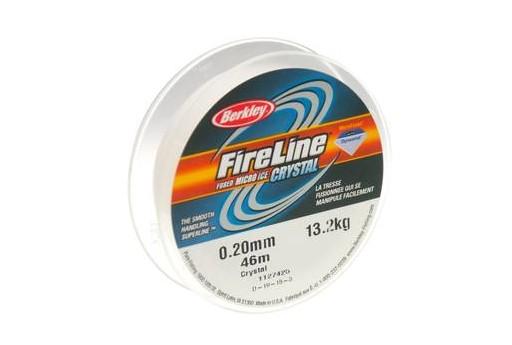 Filo Fireline Crystal - Misura 0,20mm - 45mt