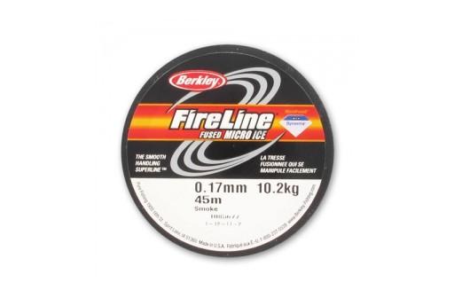 Fireline Beading Thread Smoke Fumee 0,17mm - 45m