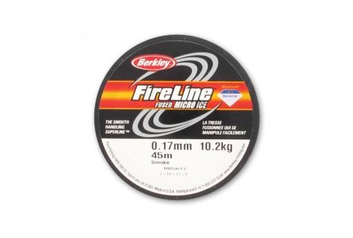 Fireline Smoke Fumee 0,17mm - 45mt