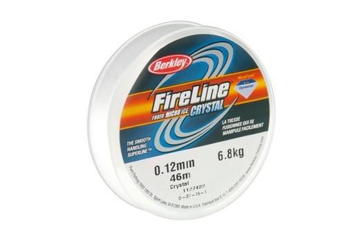 Filo Fireline Crystal 0,12mm - 45mt