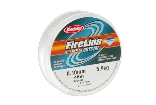 Filo Fireline Crystal 0,10mm - 45mt