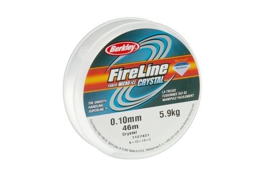 Fireline Beading Thread Crystal 0,10mm - 45mt