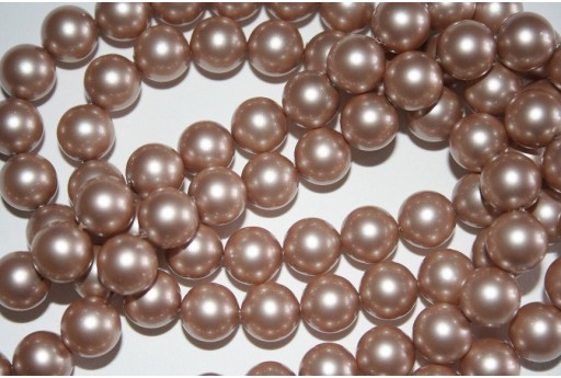 Perla Powder Almond 10mm