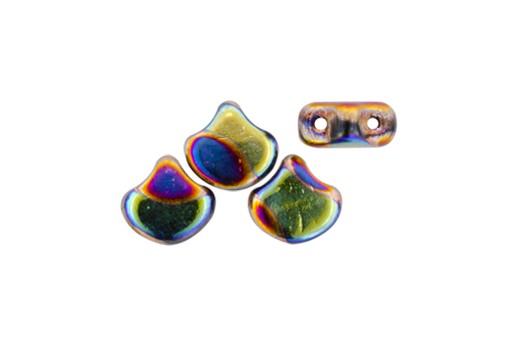 Perline Ginko - Dot Jet Summer Rainbow 7,5mm - 10g