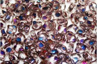 Perline Ginko - Dotted Crystal Full Sliperit 7,5mm - 10g
