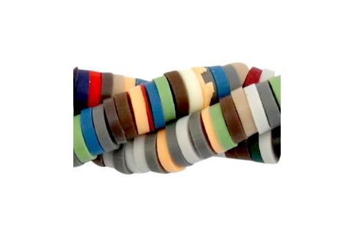 Katsuki Beads - Multicolor Blue 6mm - 200pcs