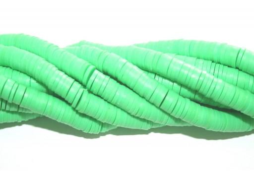 Perline Katsuki - Verde Chiaro 6mm - 200pz