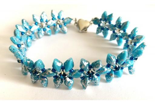 DIY Kit Anis Bracelet - Turquoise