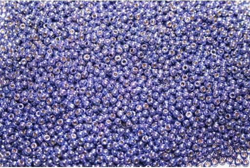Perline Rocailles Toho Permanent Finish Galvanized Violet 11/0 - 10gr