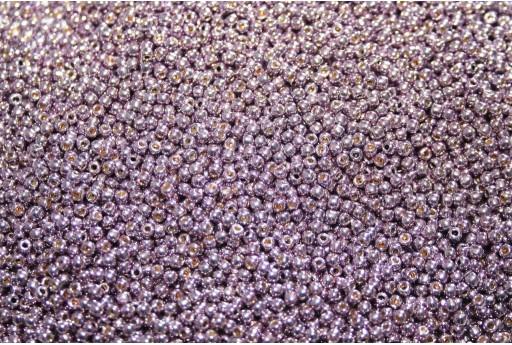 Perline Rocailles Toho Permanent Finish Galvanized Pale Lilac 11/0 - 10gr