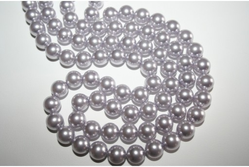 Swarovski Pearls Lavender 5810 10mm - 4pcs