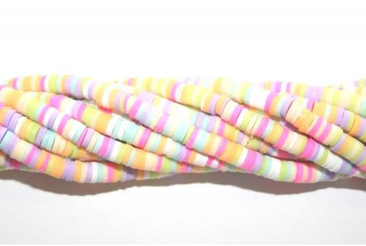 Perline Katsuki - Multicolor 4mm - 300pz
