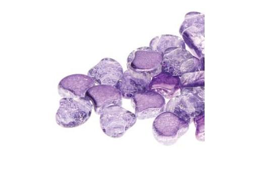 Perline Ginko Slushy - Purple Grape 7,5x7,5mm - 10g