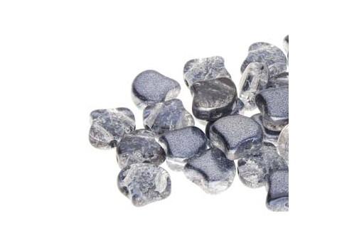 Perline Ginko Slushy - Licorice 7,5x7,5mm - 10g