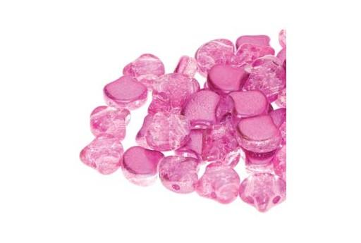 Perline Ginko Slushy - Bubble Gum 7,5x7,5mm - 10g