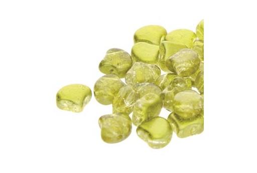 Perline Ginko Slushy - Pineapple 7,5x7,5mm - 10g