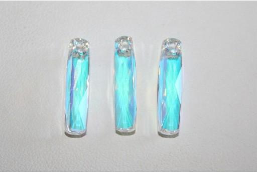 Pendente Swarovski 20mm Crystal Aurora Boreale 001AB 6460