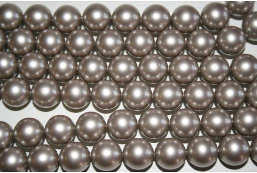 Perle Swarovski 5810 Crystal Platinum 12mm - 2pz