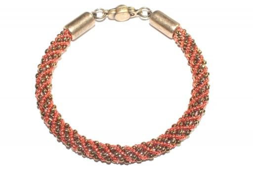 Kit Bracciale Helix - Bronze