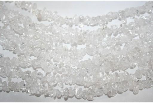 Filo Circa 220 Pietre Cristallo Chips 5x8mm CRI6