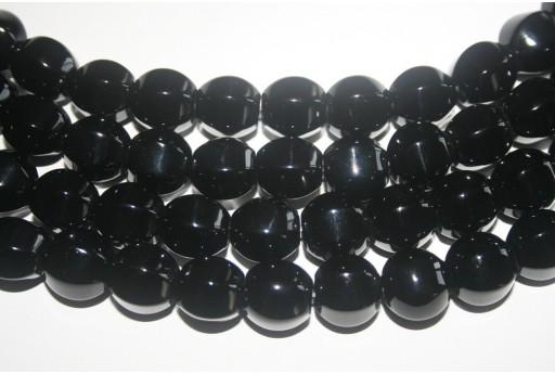 Pietre Onice Nero Lanterna 14mm - 2pz