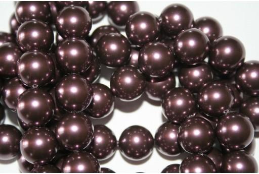 Perla Burgundy 12mm