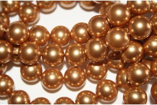 Perla Bright Gold 12mm