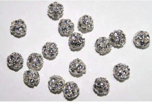 Swarovski Round Spacer Bead 6mm 47505