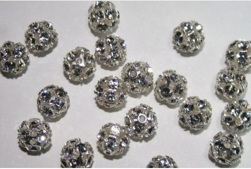 Swarovski Round Spacer Bead 8mm 47508