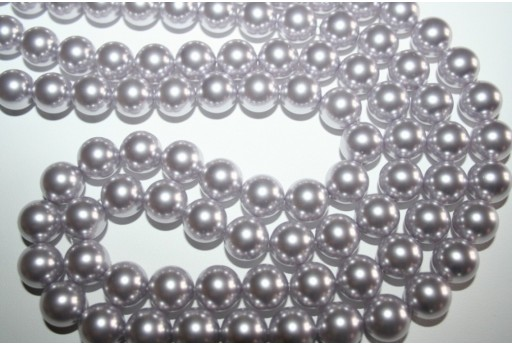 Swarovski Pearls 5810 Crystal Lavender 12mm - 2pcs