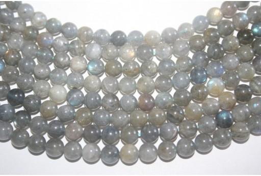 Labradorite Beads Sphere 8mm - 48pz