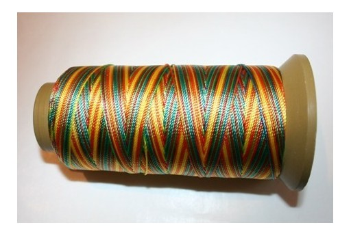 Multicolor Nylon Thread 0,8mm - 15m